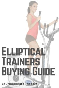 Elliptical Trainers Buying Guide
