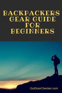 Backpakers Gear Guide