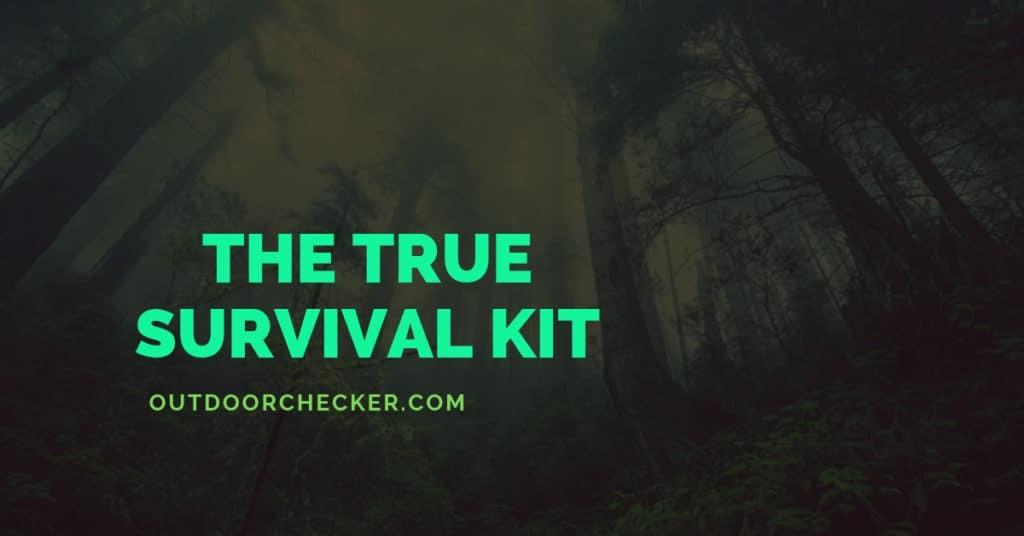true survival kit