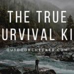 SURVIVAL - THE TRUE SURVIVAL KIT