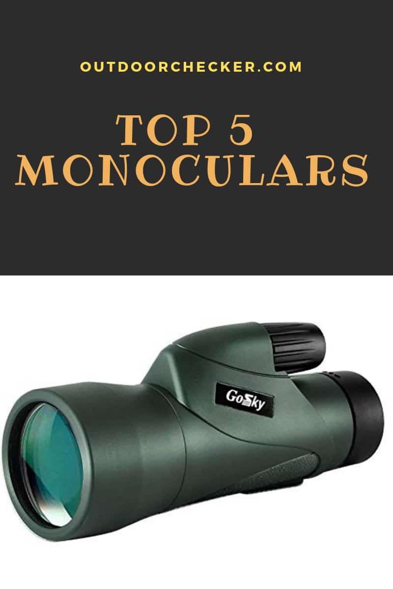 Top 5 Monocular review