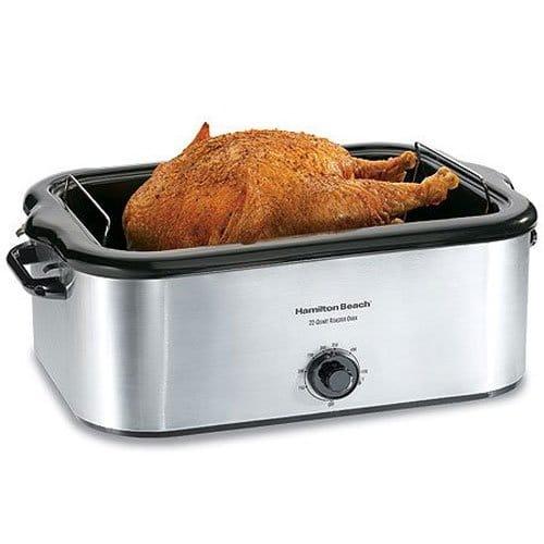 Hamilton Beach 32229 22-Quart Roaster Oven Review