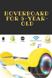 Hoverboards for 5 years old