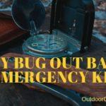 DIY BUG OUT BAG / EMERGENCY KIT