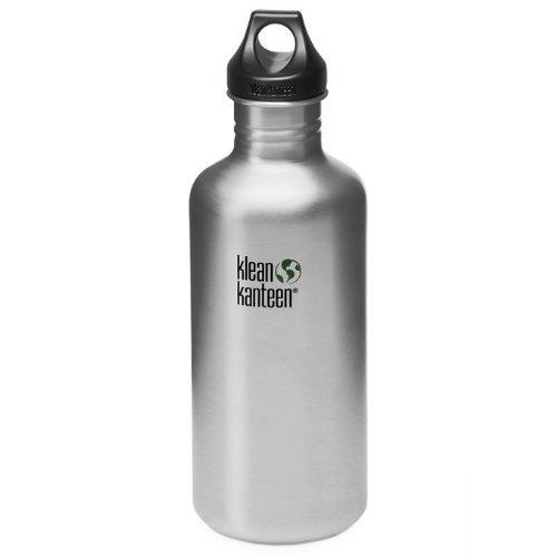 Klean Kanteen Classic Single Wall Stainless Steel Water Bottle