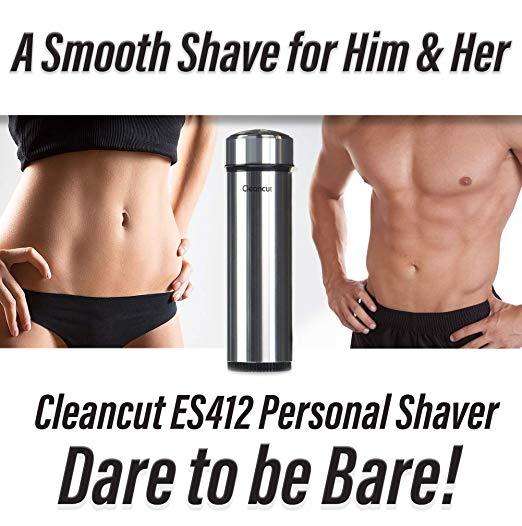Cleancut Intimate Sensitive Area Shaver