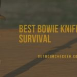 Best Bowie Knife For Survival