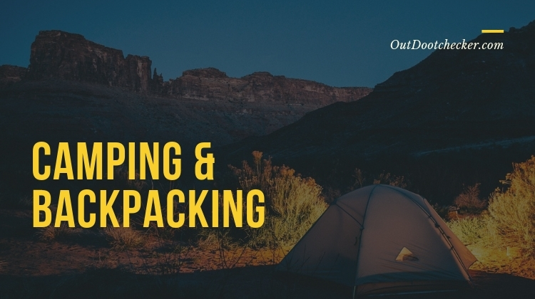 Camping and Backpacking