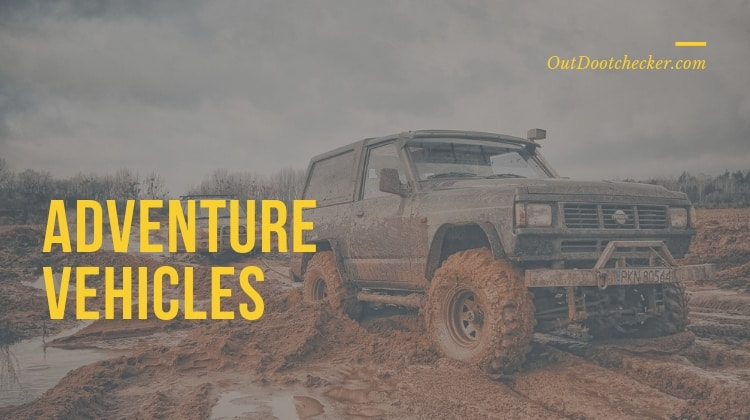 adventure vehicles