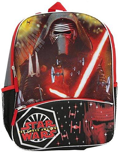 Star Wars VII Episode 7 The Force Awakens Backpack