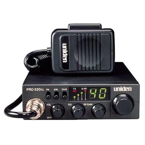 Uniden PRO520XL Pro