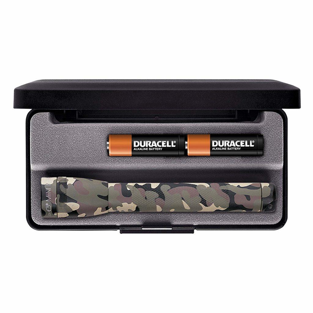 Maglite Mini Incandescent 2-Cell AA Flashlight Combo,