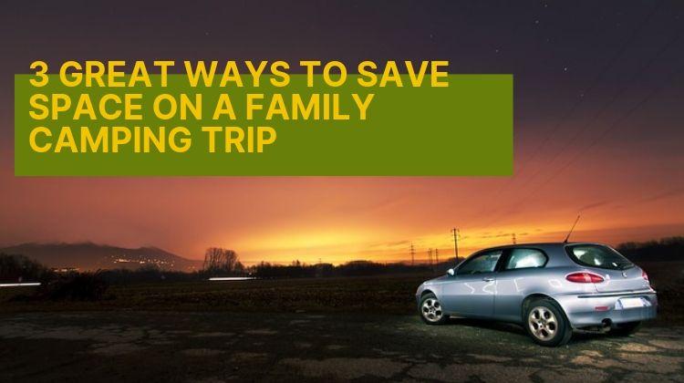 car family trip