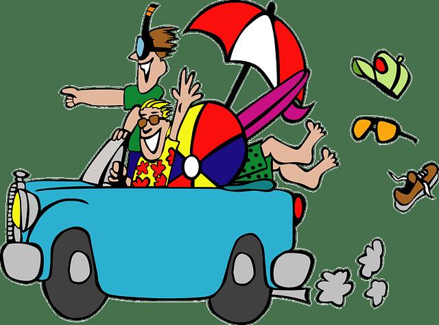 car family trip guide
