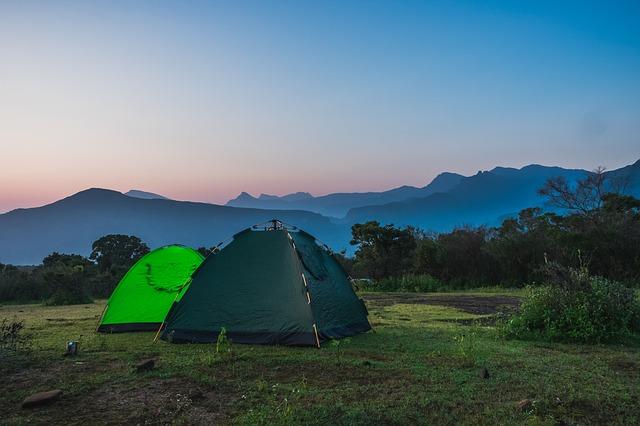 Waterproof Backpacking Tents