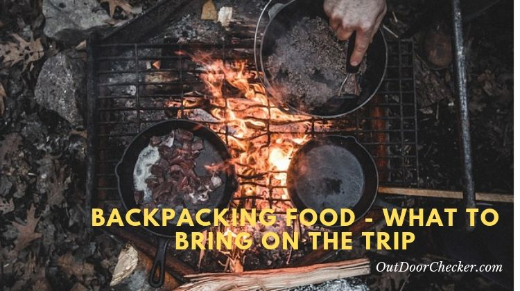 backpacking food guide