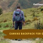 Canvas Backpack For Camping