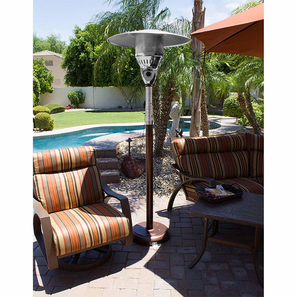 Traditional Gas Patio Heater