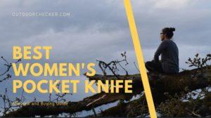 Best Women's Pocket Knife